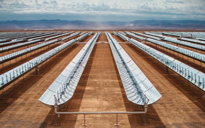 Noor Ouarzazate - El mayor complejo solar en la Tierra