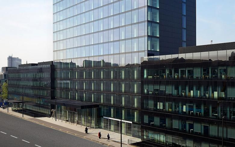Oficina de SENER en Londres (UK)