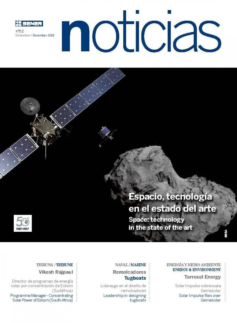 Revista SENER Noticias 52