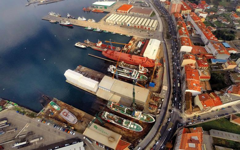 SENER firma un nuevo contrato de FORAN con el astillero NODOSA