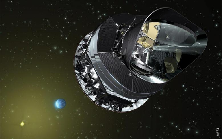 Satelite Planck