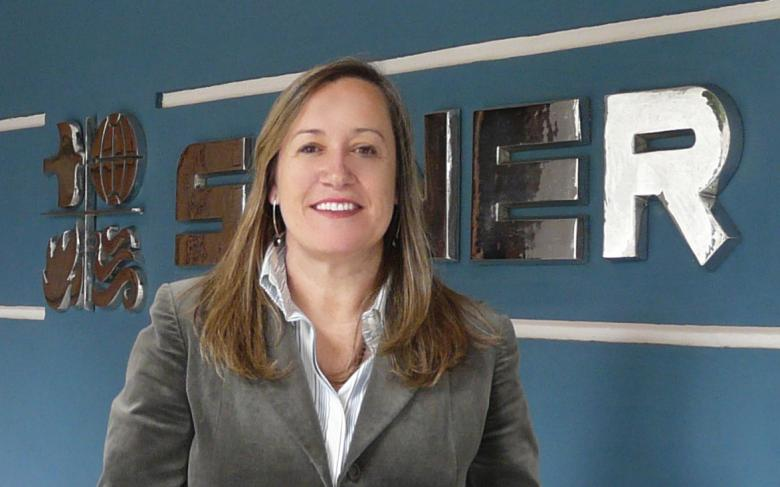 Itziar Urrutia, SENER's new International General Manager