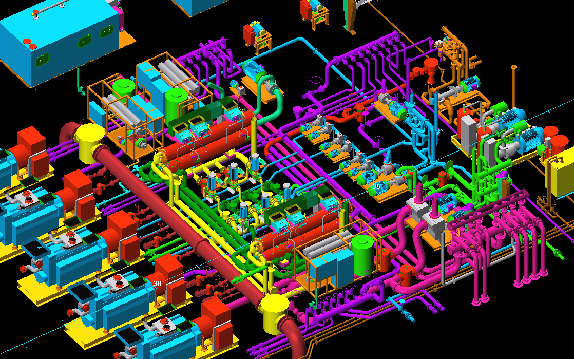 Seatech-FORAN screenshot piping & systems