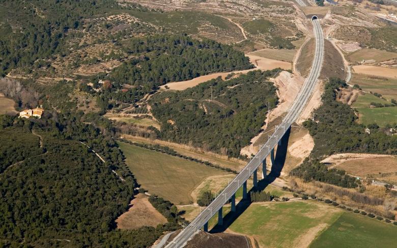 International High Speed Line: Figueras - Perpignan