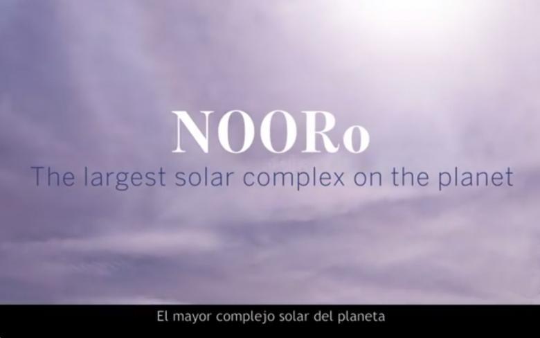 NOORo - El mayor complejo solar en la Tierra
