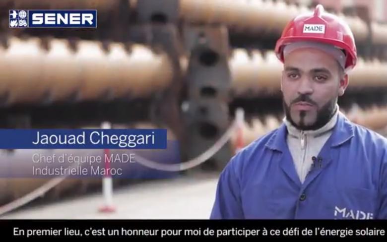 SENER, creación de un tejido industrial en Marruecos