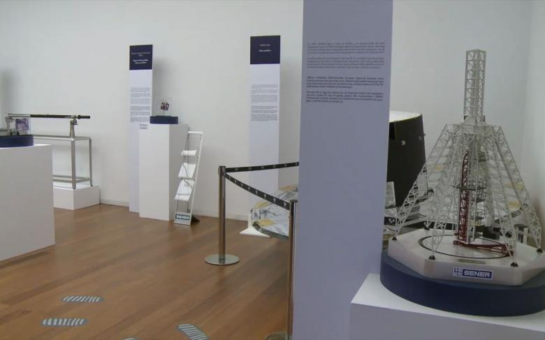 50 years fill our Space exhibition
