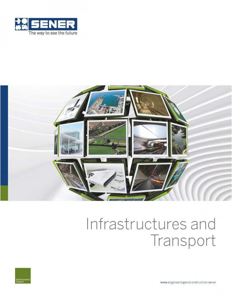 sener catalogo infraestructuras y transporte usa