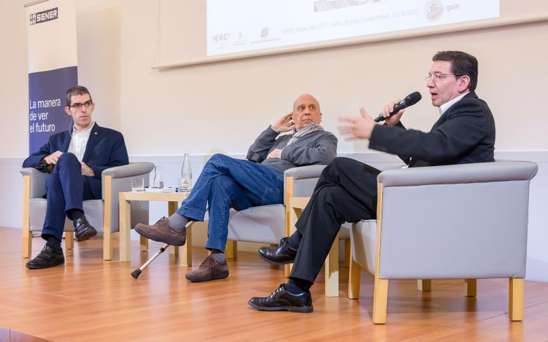Conferencia 'Gaia: Tres años conquistando la Galaxia'