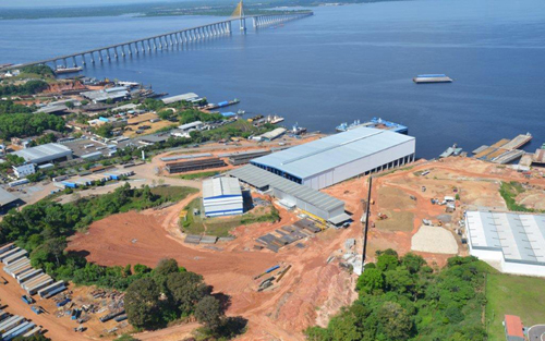 Brazilian shipyard BECONAL uses FORAN