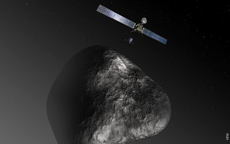 SENER organiza la conferencia 'Misión Rosetta: tecnología y ciencia de frontera'