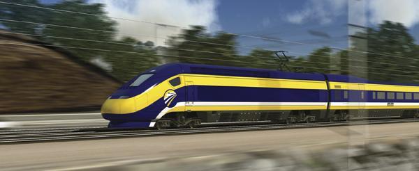 Linea de alta velocidad de California - Cabecera