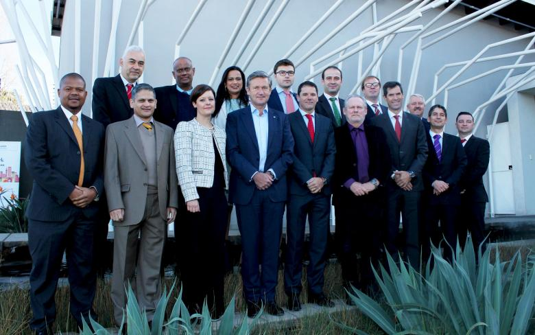 SENER participates in an event of the Spanish Chamber of Commerce in South Africa