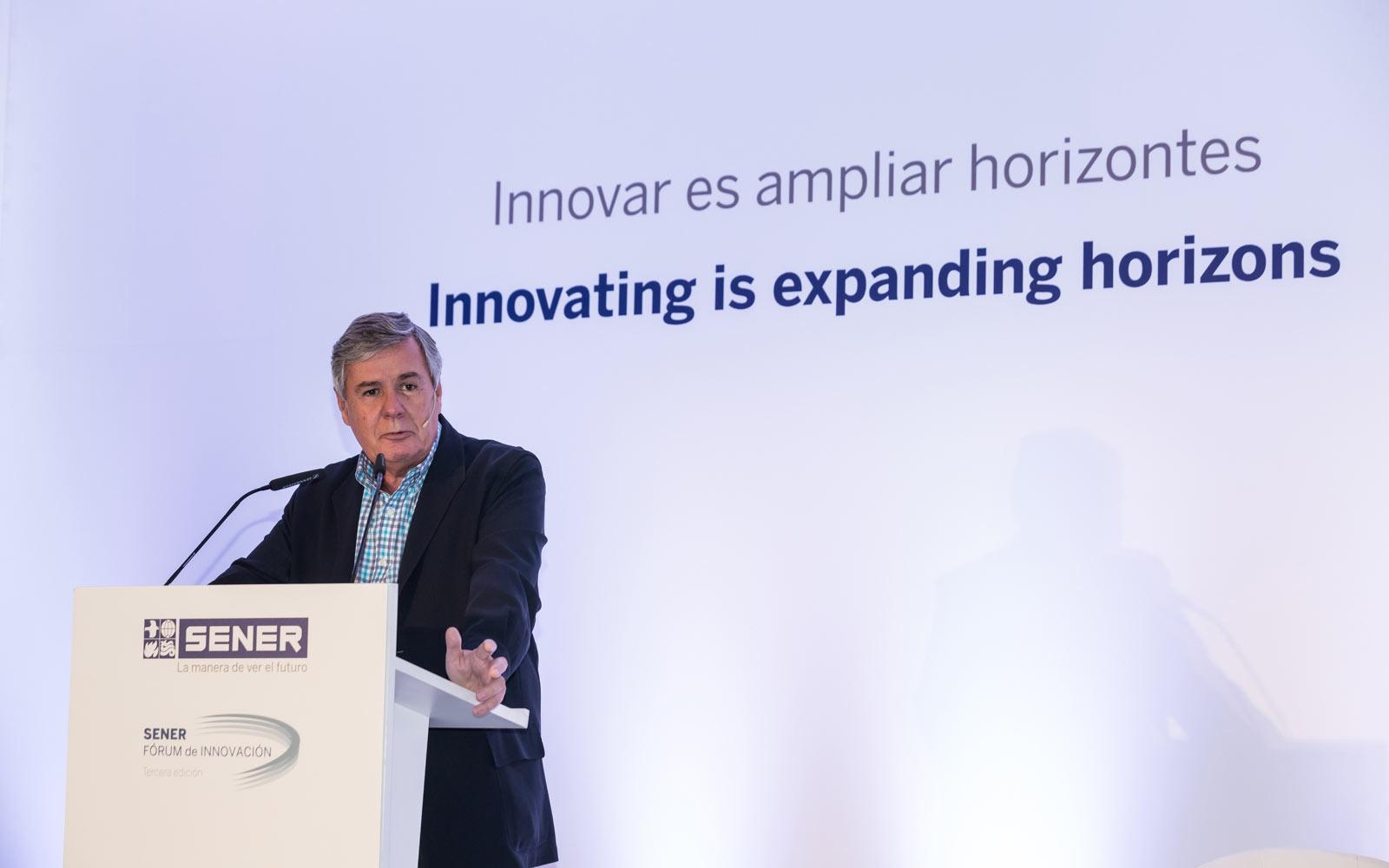 Barcelona acoge el III Fórum de Innovación de SENER