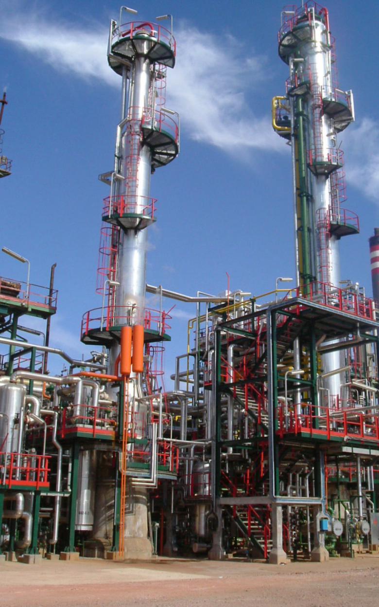 Mild hydrocracker for the Repsol refinery - 2P42