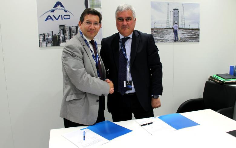 Firma SENER y ELV SpA para VEGA-C