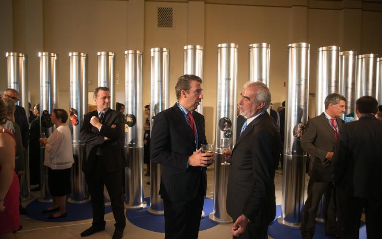 Celebración del 50 aniversario de SENER en Espacio