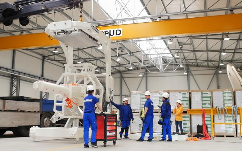 Misión EUCLID - Test funcional del HLD