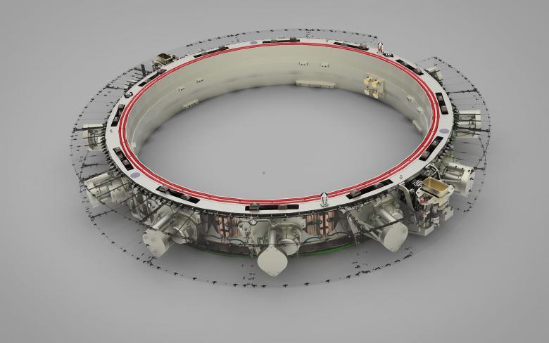 Sistema de acoplamiento duro del IBDM