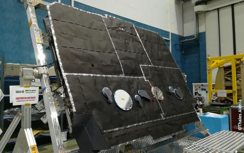 Solar Orbiter subsistema FDM