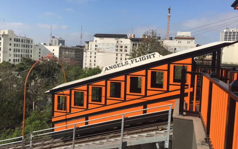 Funicular Angels Flight