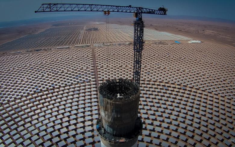 Complexe solaire NOORo