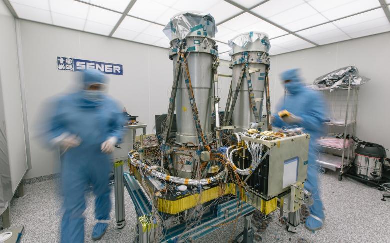 SENER participa en el II Congreso de Ingeniería Espacial con la presentación de cuatro artículos técnicos