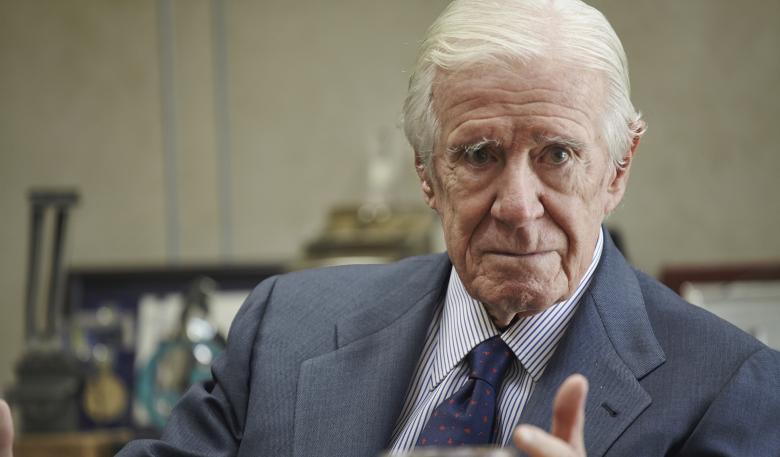 Fallece Enrique de Sendagorta Aramburu, fundador y Presidente de Honor de SENER, y Presidente de la Fundación SENER