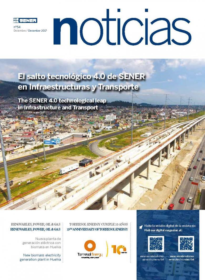 Revista SENER Noticias 54