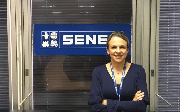 Adiléa Quaresma nueva Country Manager de SENER en Brasil