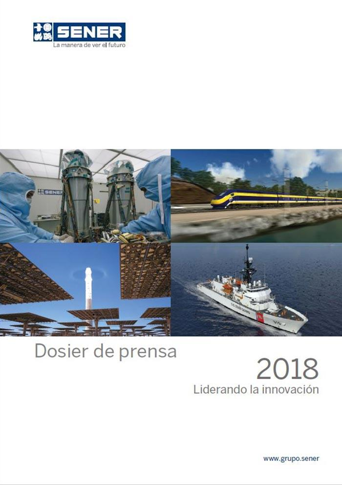 Dosier de prensa corporativo 2018