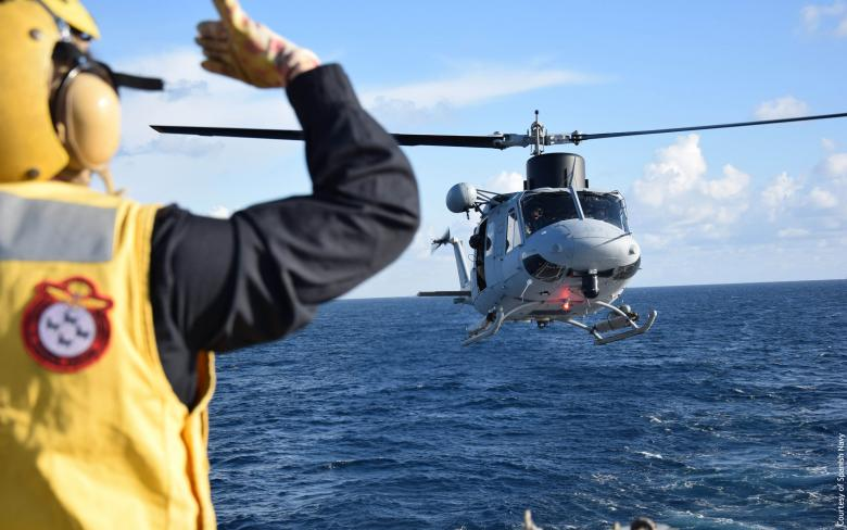 Newsletter - SENER exhibe en International Military Helicopter sus capacidades en modernización de aeronaves