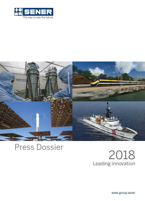 Dosier de prensa corporativo 2018