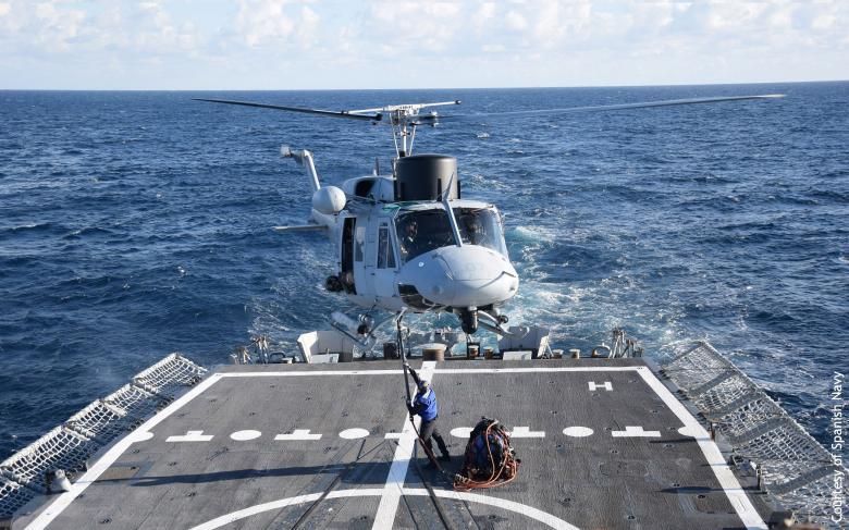 La UTE SENER-Babcock consigue una nueva certificación técnica del INTA por el programa de modernización de helicópteros AB-212