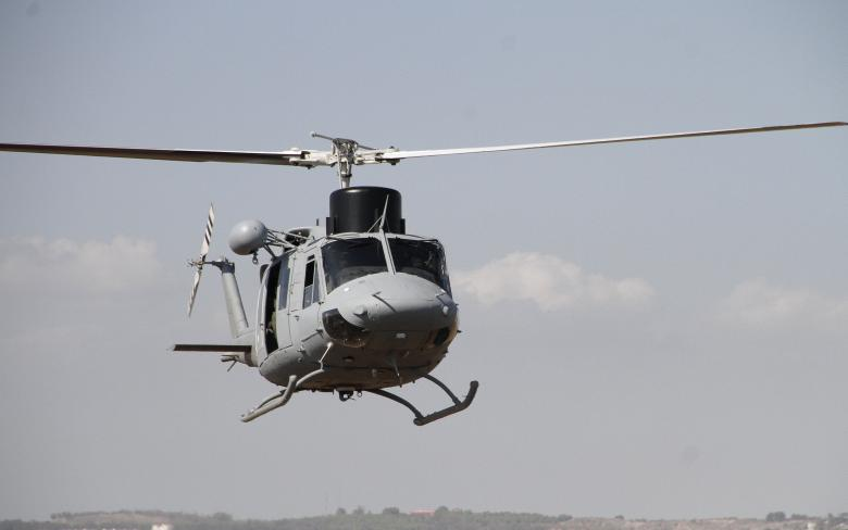 The joint venture SENER-Babcock obtains 2017 Avion Revue Award for Excellence in helicopters for the modernization program of the AB-212