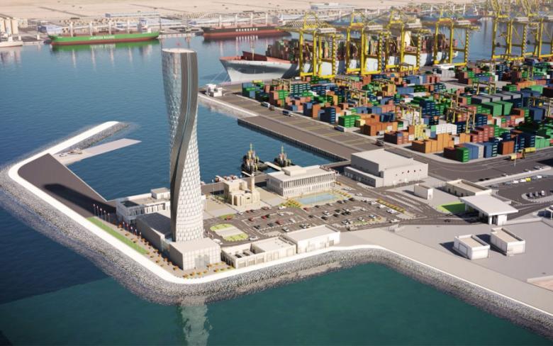 Puerto de Hamad