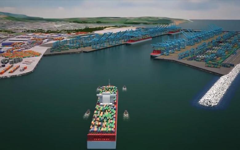 PGE San Antonio port
