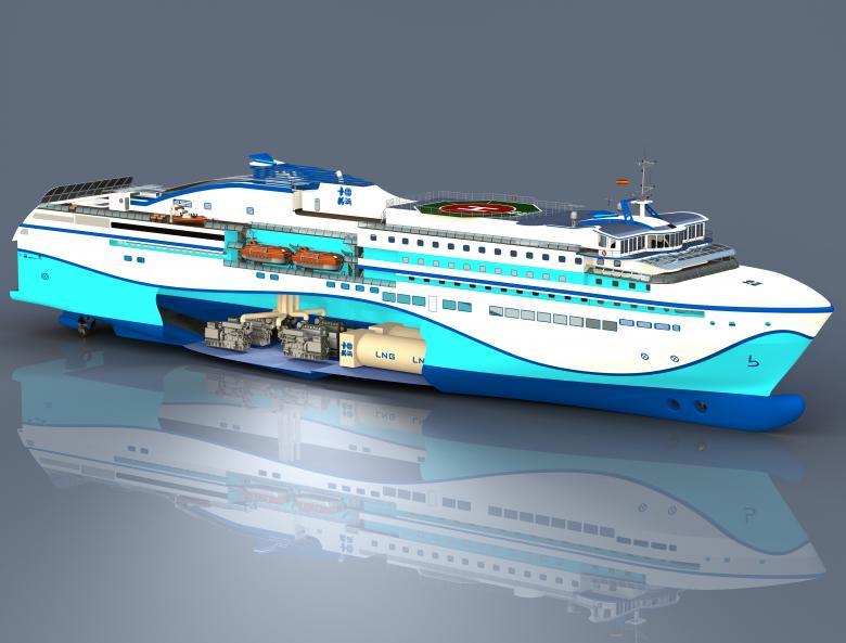 SENER presentará sus últimos proyectos de buques en  la Feria Asia Pacific Maritime 2018 en Singapur