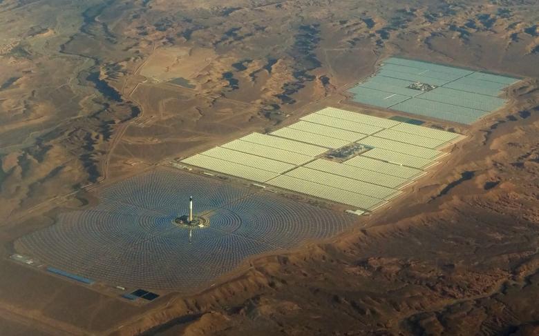 Complejo solar NOORo