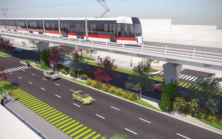 Newsletter - SENER attends the World Metro & Light Rail Congress as a leading company in the field of mass transit and rail