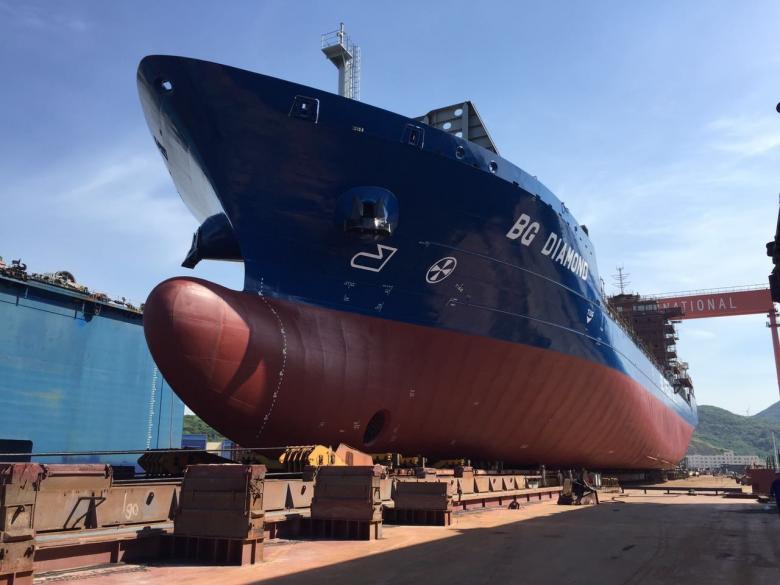 Una nueva serie de buques diseñados con FORAN, ya en operación
