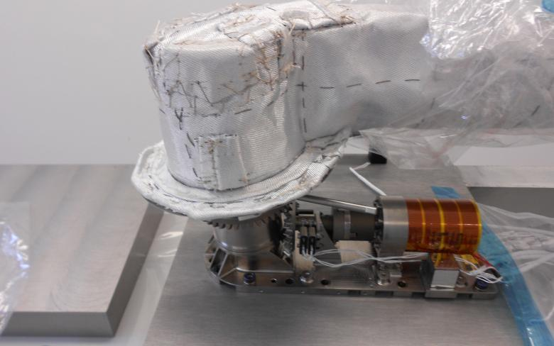 Deployable magnetometer boom (MAGBOOM) of BepiColombo.