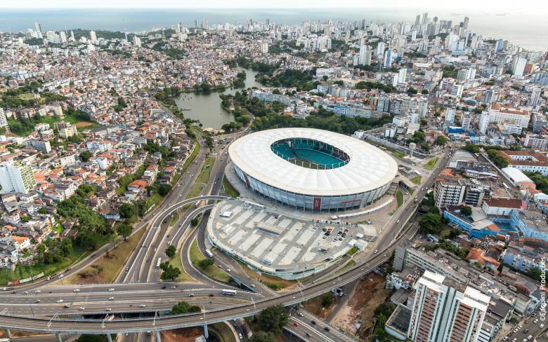 Fonte Nova Stadium