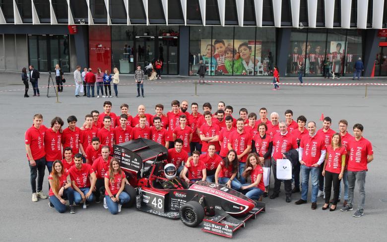 Formula Student Bizkaia 2018