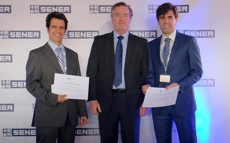 Best Doctoral Thesis Award of SENER Foundation
