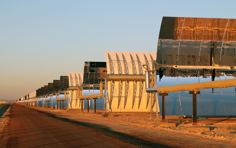Kathu Solar Park - facts & figures about the plant