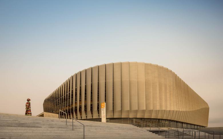 Estadio Arena de Luanda