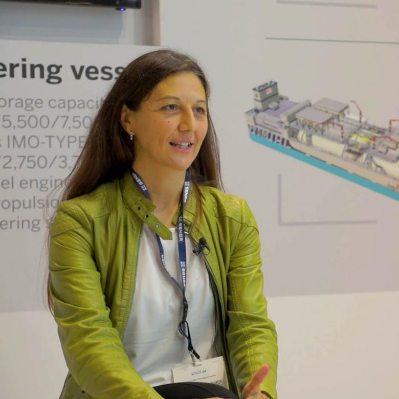 SENER diseña una innovadora unidad de GNL para Panfido