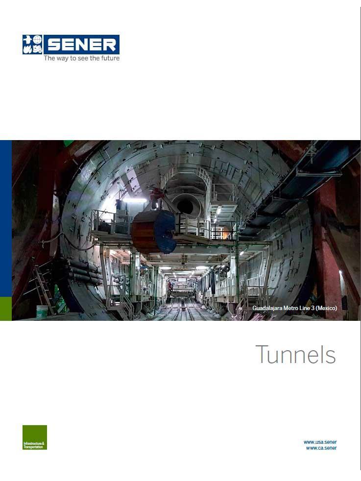 SENER tunnel expertise catallogue