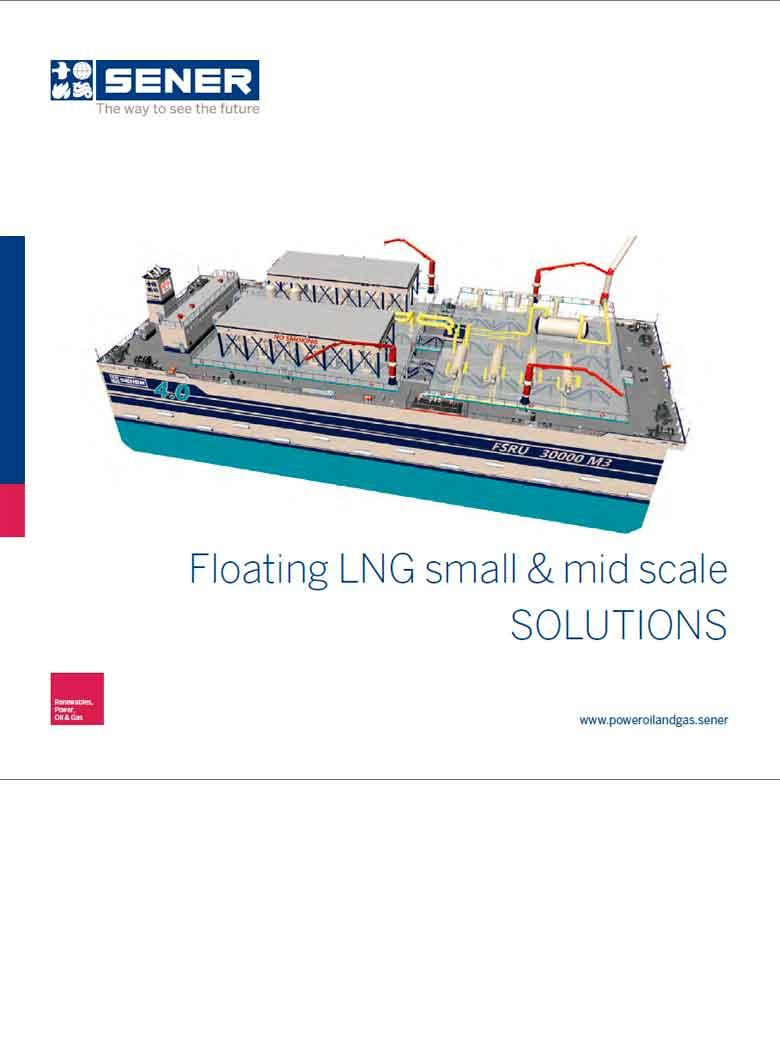 Floating LNG small & mid scale solutions